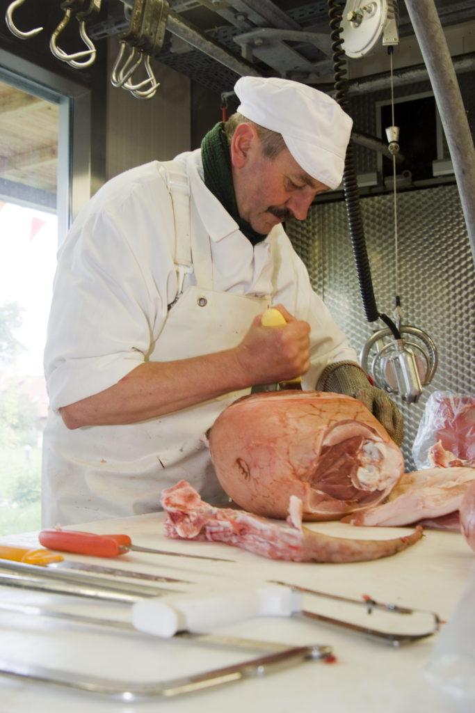 Fleischverarbeitung Bio