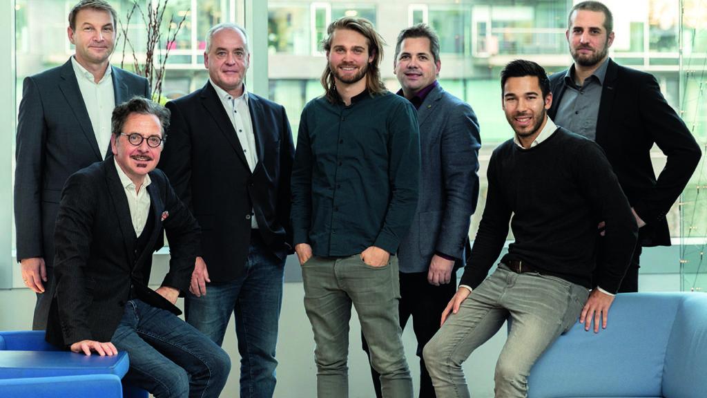 Gesprächsrunde (von links): Moog, Mihr, Berrisch, Friedemann, Goerzen, Grabow, Dünnebacke