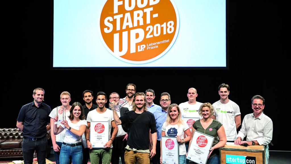 Food Start-up 2018