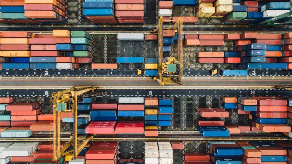 Export Inlandskonsum