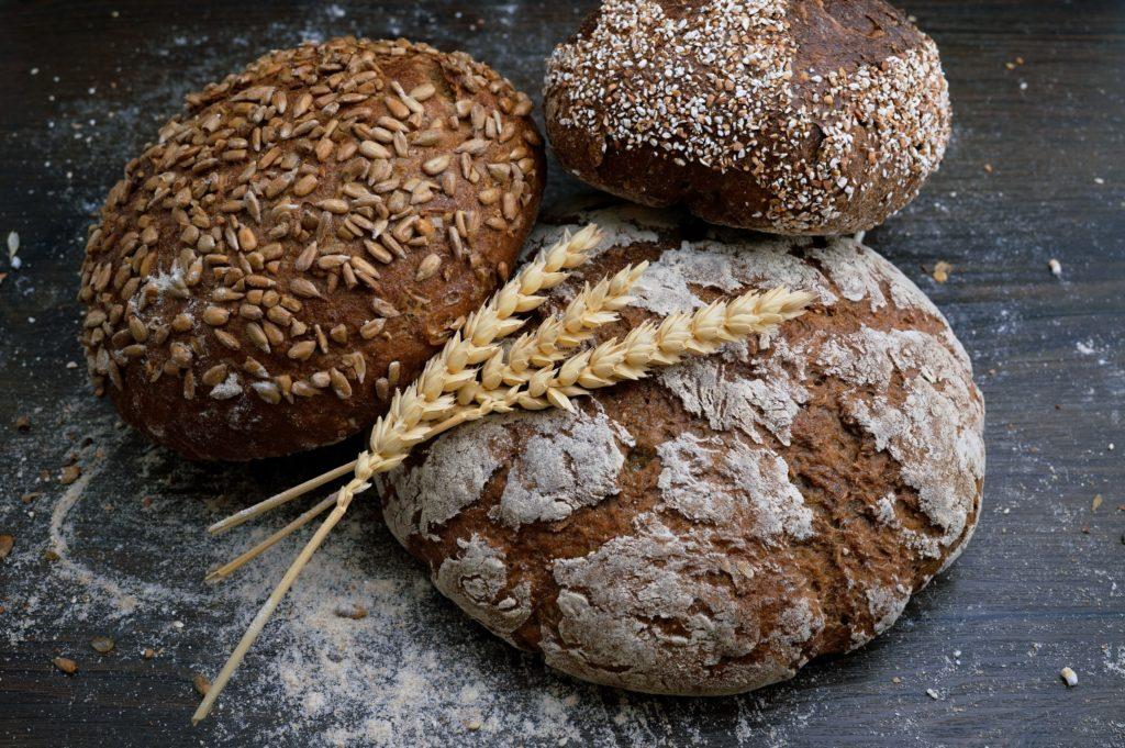 Brot Eiweiß