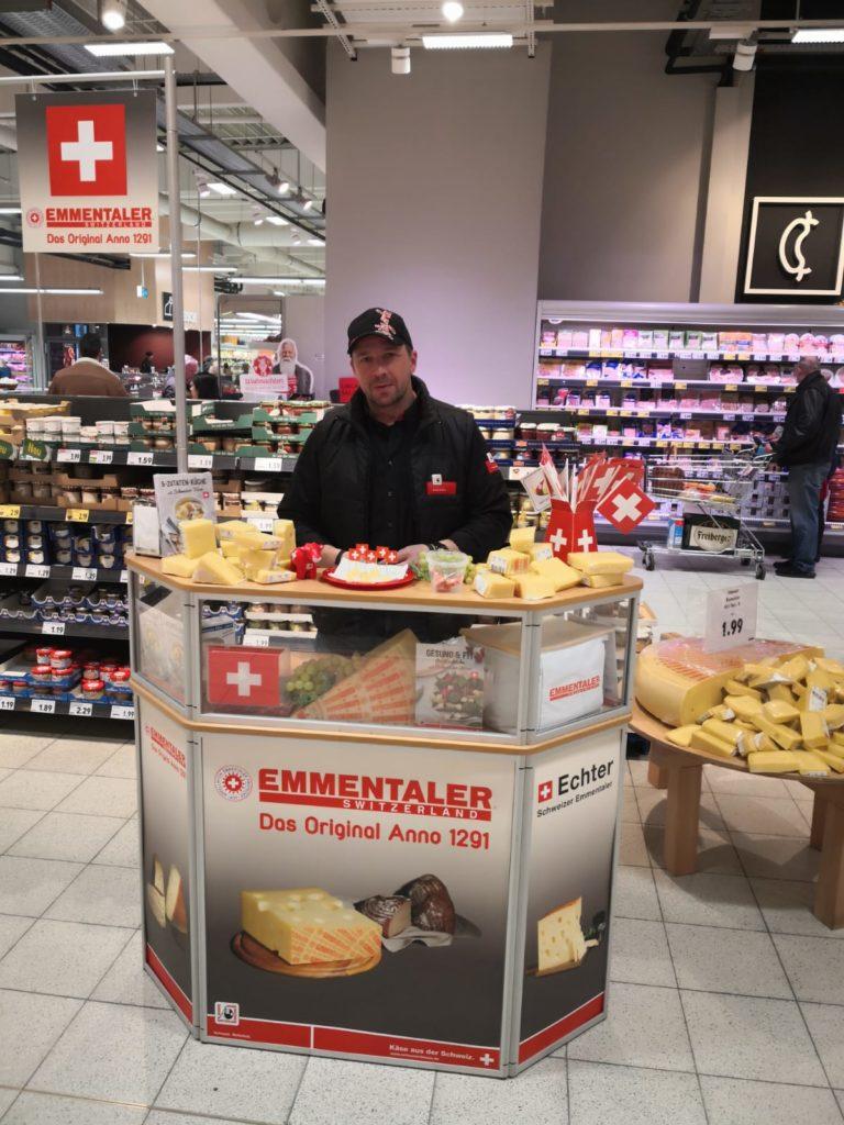 Verkostung Emmentaler Switzerland