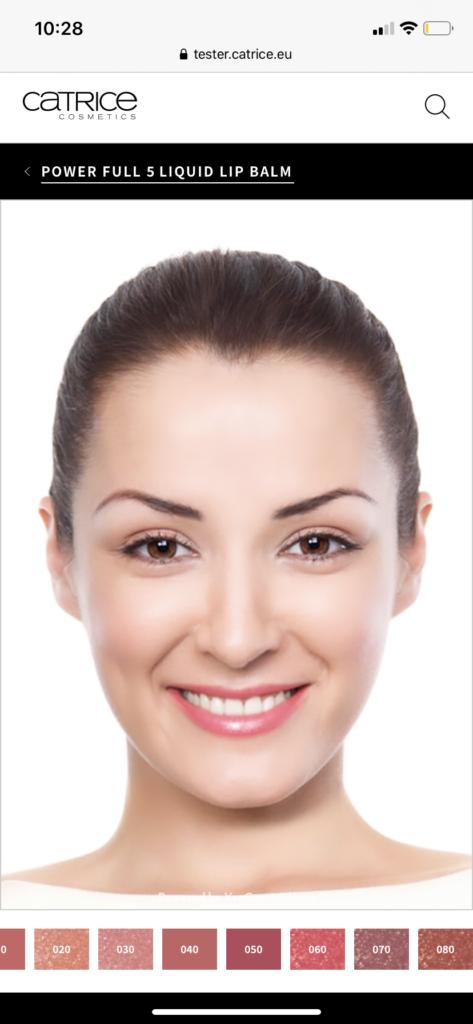 Kosmetik mit virtueller Beratung Cosnova